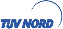 Certyfikat ISO TUV-NORD