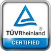 Certyfikat ISO TUV Rheinland Polska