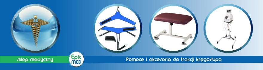 Pomoce i akcesoria do trakcji kręgosłupa | sklep medyczny EpicMED