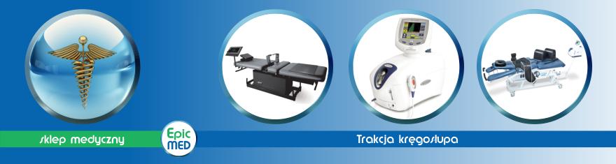 Trakcja - urządzenia i stoły do trakcji kręgosłupa | sklep medyczny EpicMED