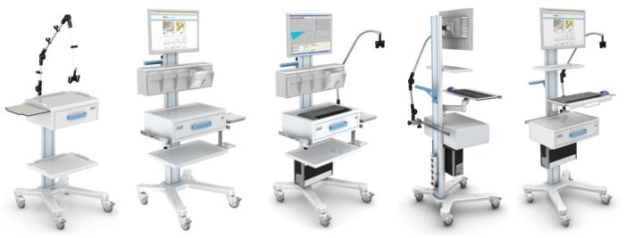 Seria APAR-1 przykłady wyposażenia